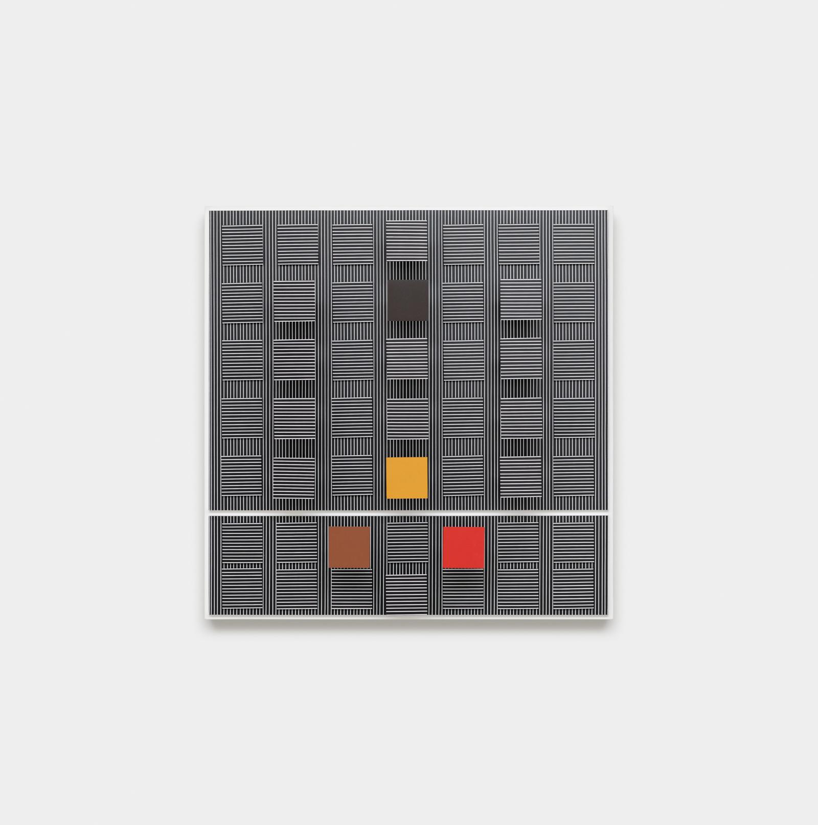 jesús rafael soto_quatre carrés de couleurs_1993