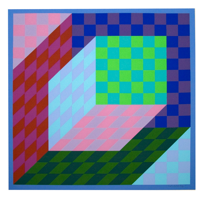 victor vasarely_axo pal_1974